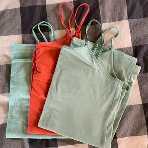 New Lot of 3 Mossimo Tank Tops